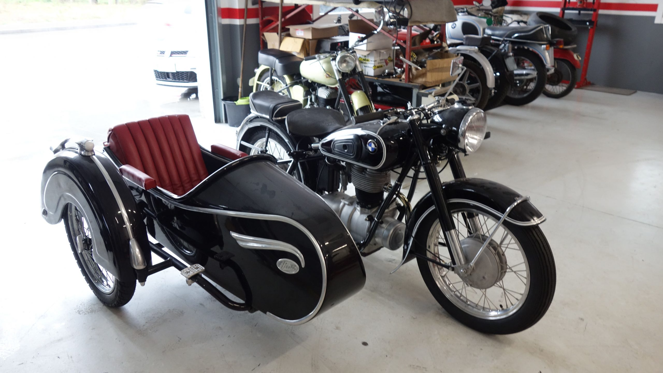 Matricular motocicleta con sidecar galicia