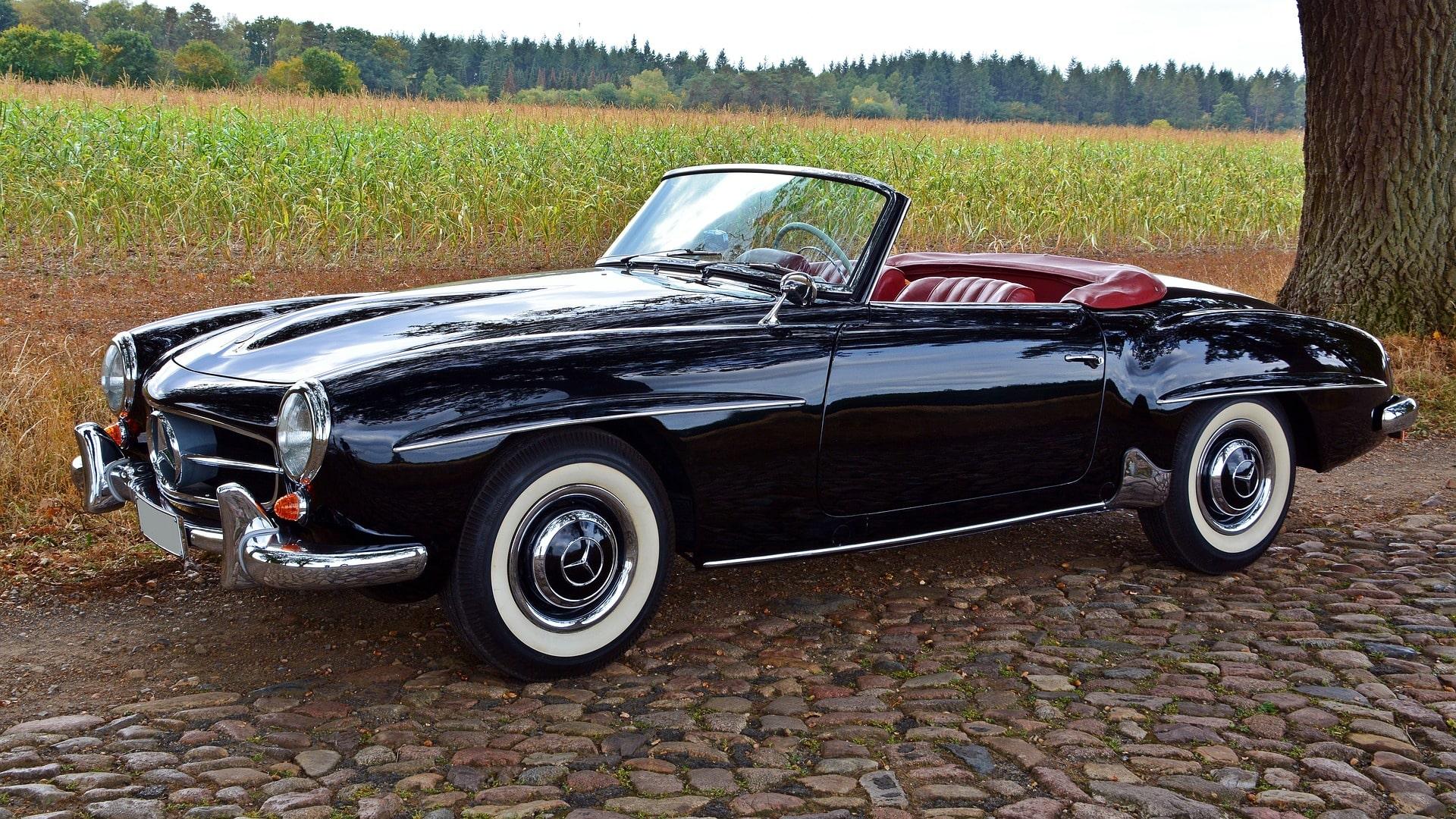 Mercedes catalogación histórica galicia